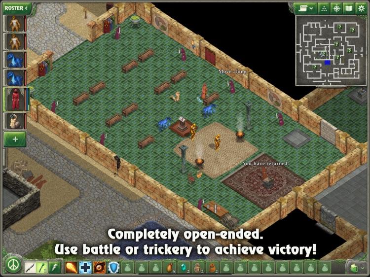Geneforge 1 - Mutagen HD screenshot-3