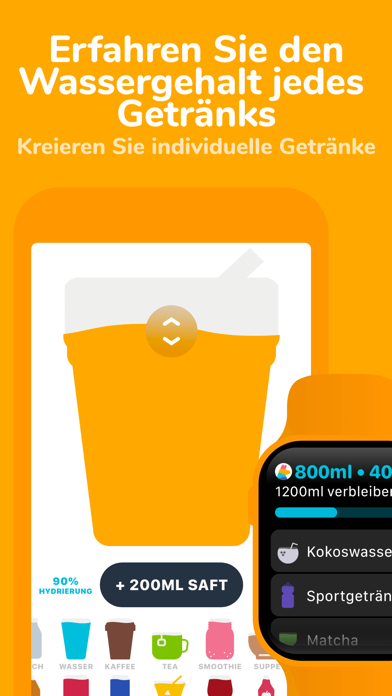 messages.download Mein wasser trinken WaterLama software