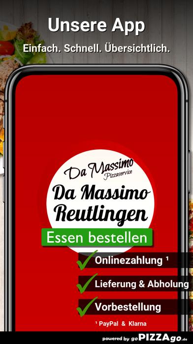 Da Massimo Reutlingen screenshot 1