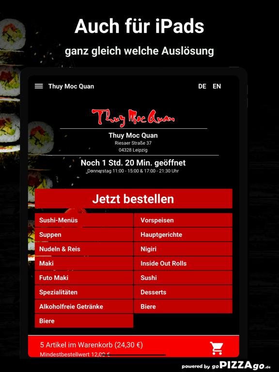 Thuy Moc Quan Leipzig screenshot 7