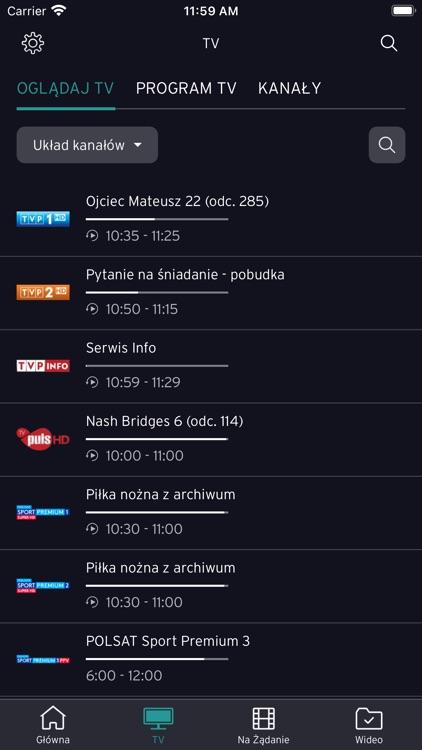 UPC TV GO screenshot-3