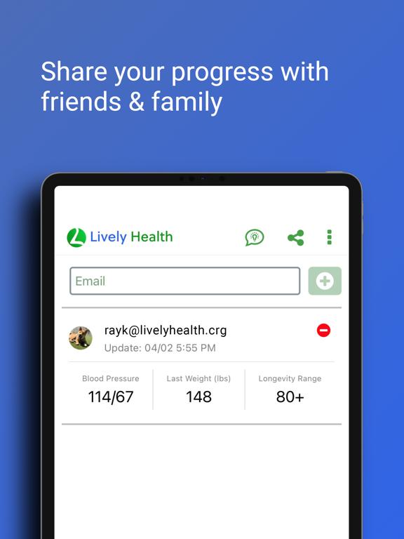 Lively Health screenshot 16