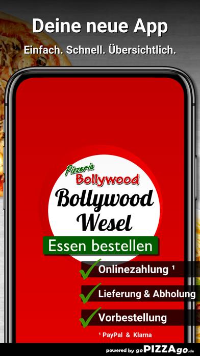 Pizzeria Bollywood Wesel screenshot 1