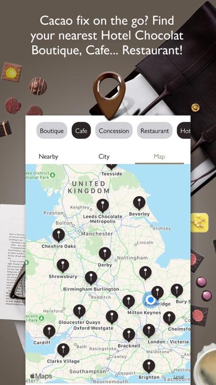 Hotel Chocolat screenshot-6