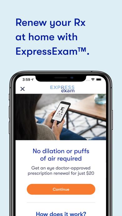 1-800 ContactsScreenshot of 3