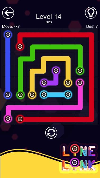 Line Link: Color Block Puzzle screenshot-3