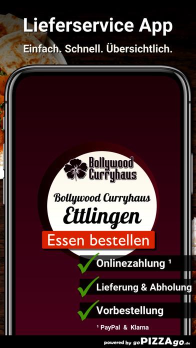 Bollywood Curryhaus Ettlingen screenshot 1