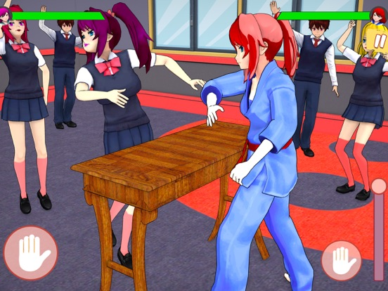 Anime Girl Luxury Life Sim 3D screenshot 9
