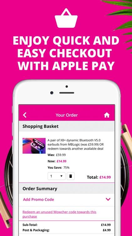 Wowcher - Deals & Vouchers screenshot-7
