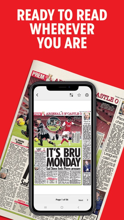 The Sun Digital Newspaper