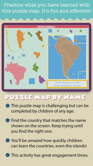 Montessori Geography School Ed screenshot 6