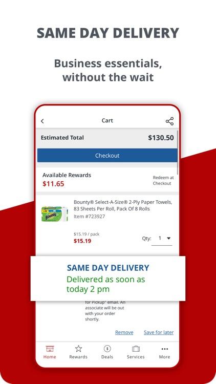 Office Depot - Rewards & Deals screenshot-3