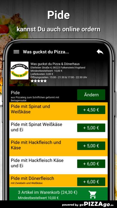 Was guckst du Pizza screenshot 6