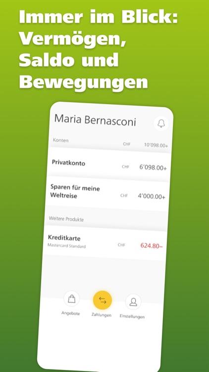 PostFinance App screenshot-4