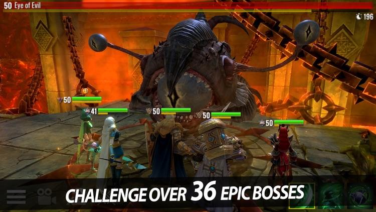 Heroes Forge: Battlegrounds screenshot-7