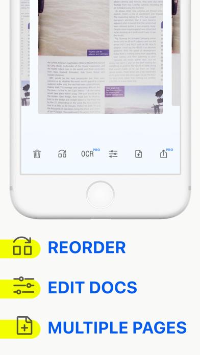 スキャナーアプリ:PDF Documents Camのおすすめ画像7