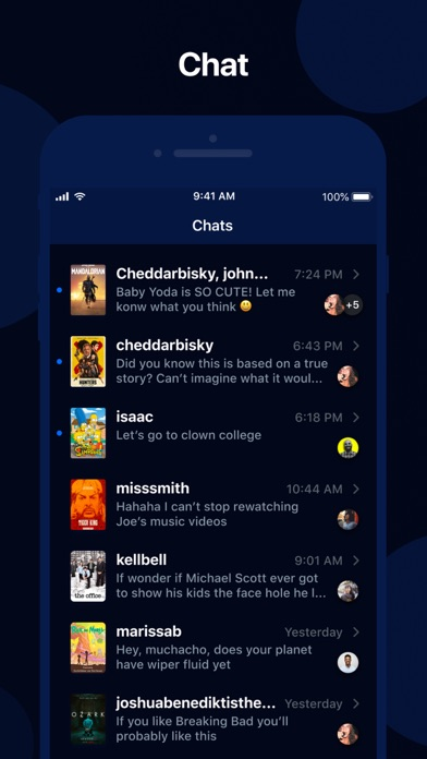 messages.download Bingie – Movies & TV Shows software