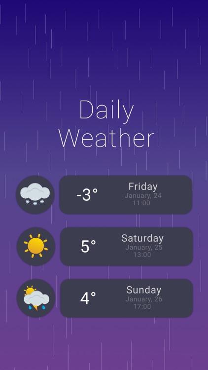 WeatherGraphic