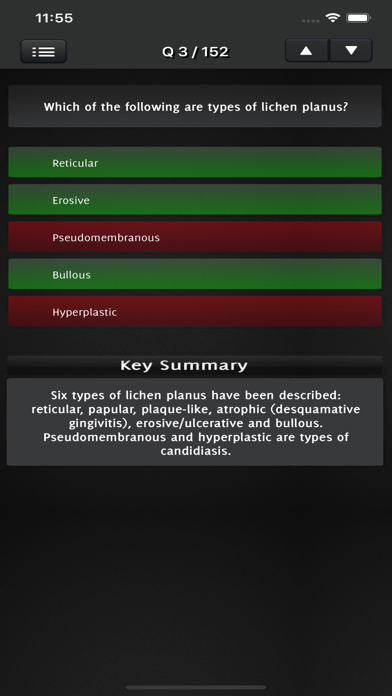 ORE Dentists Exams Part 1 screenshot 5