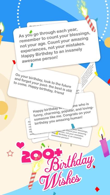 Birthday Reminder + screenshot-3