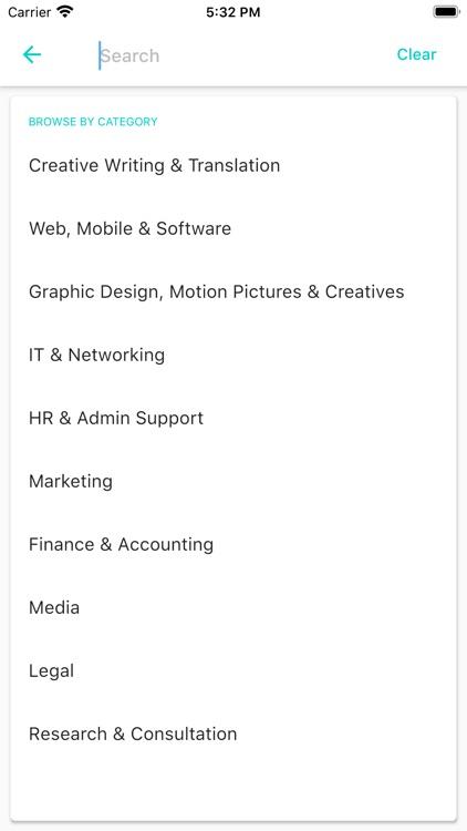 Chate Sat - Freelancer screenshot-9