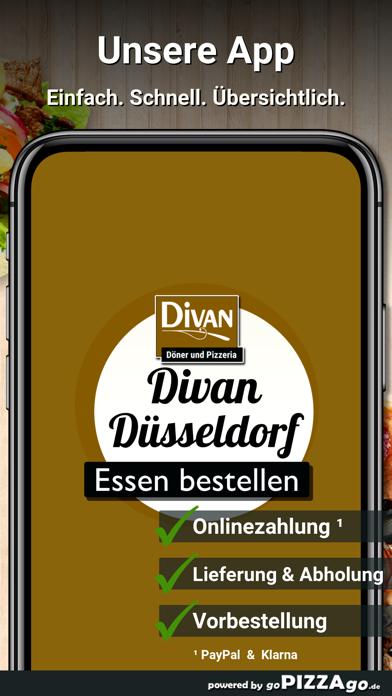 Divan Düsseldorf screenshot 1