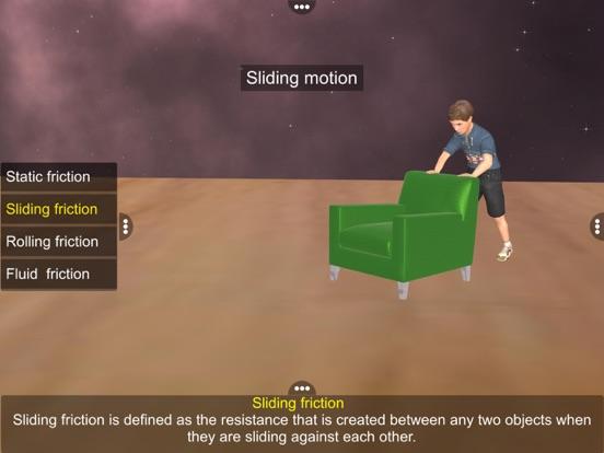 Friction (Lab Experiment) screenshot 12