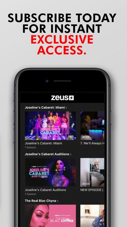 The Zeus Network screenshot-6
