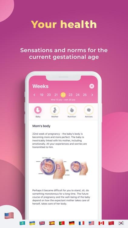 Pregnancy Tracker & Calculator