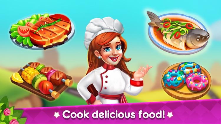 Cooking Food: Chef Craze Games screenshot-7