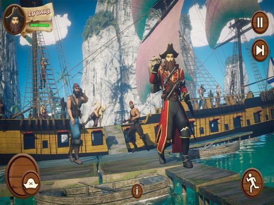 Sea Pirates Battle Action RPG screenshot 12