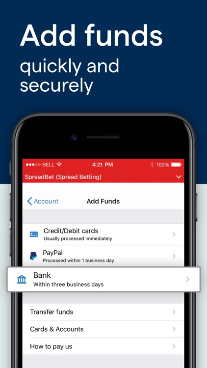 IG Trading Platform screenshot-5