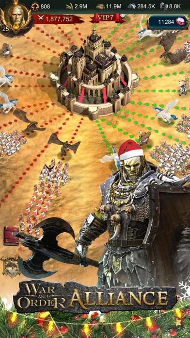 War and Order Screenshot