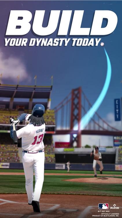 MLB Tap Sports Baseball 2021 screenshot-0