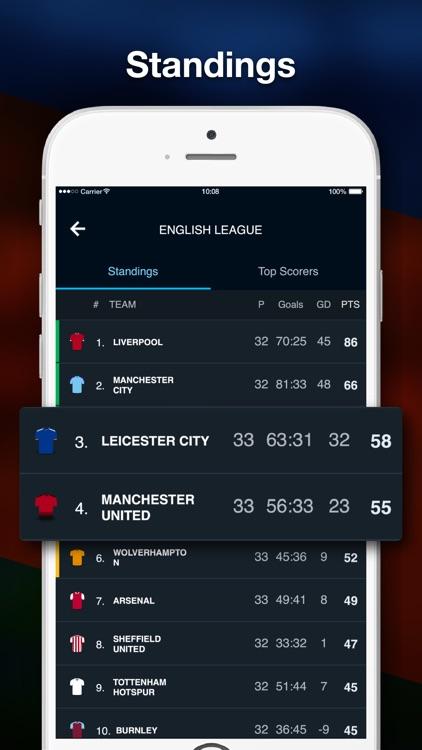 English League Scores screenshot-4