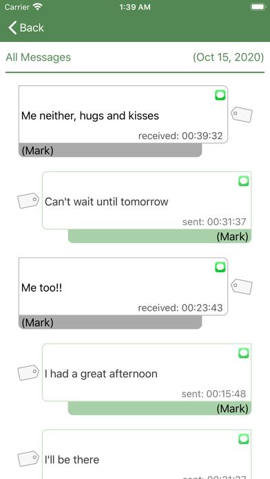 MMGuardian Parent App screenshot