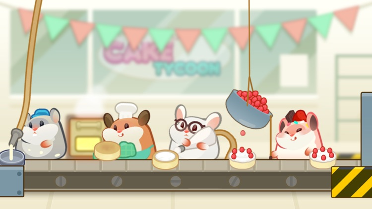 Hamster Tycoon : Cake Maker screenshot-3