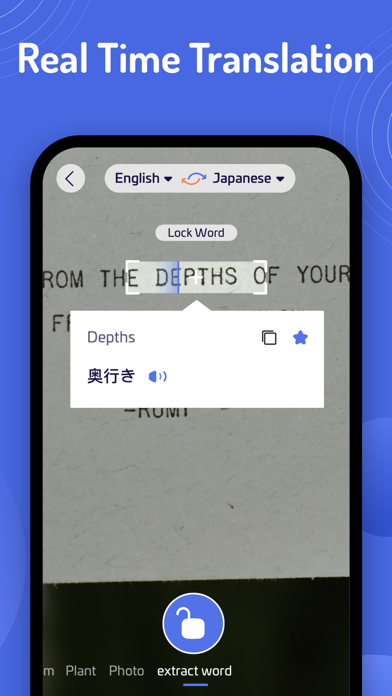Smart Translate-AI Scanner Screenshot