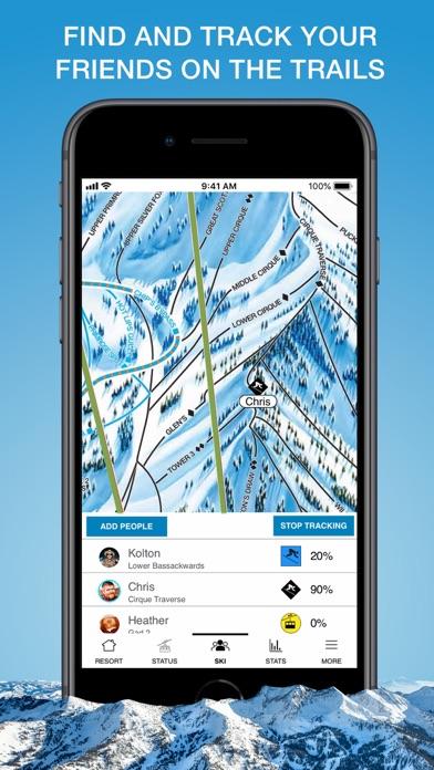 Screen Shot Snowbird Resort 2