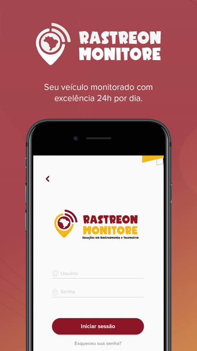 Rastreon Monitore 24h screenshot 1