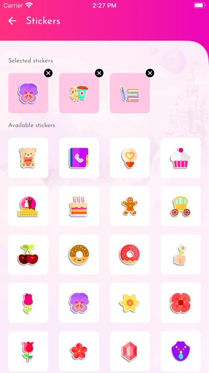 Unicorn Diary (with password) screenshot-7