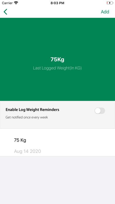 Living Fitness screenshot 1