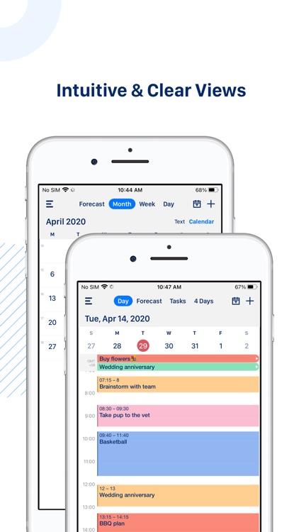 Calendar App: Tasks & Calendar screenshot-3
