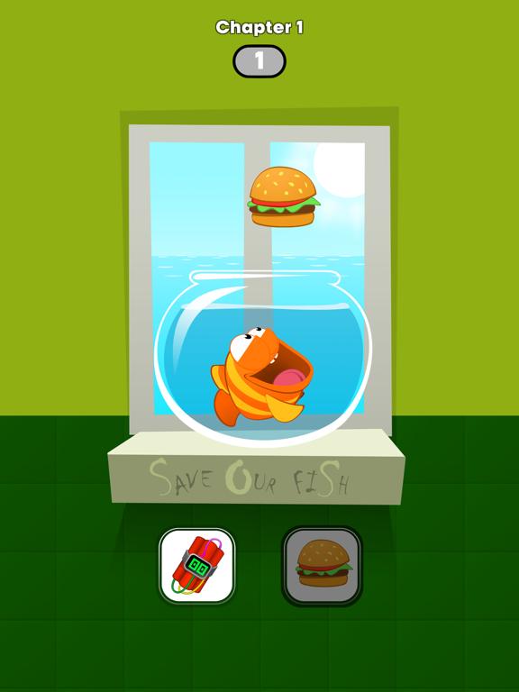 SOS - Save Our Seafish screenshot 7
