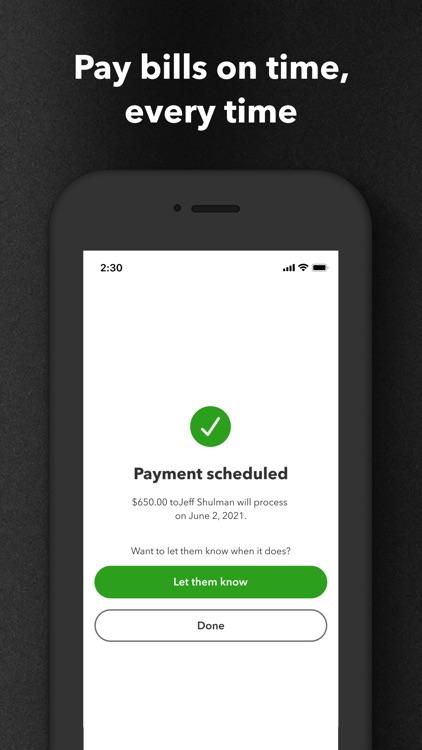 Money by QuickBooks screenshot-4