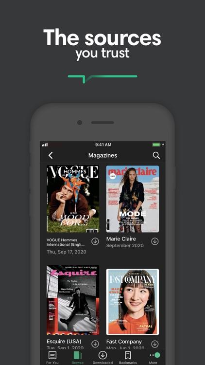 PressReader: News & Magazines screenshot-7