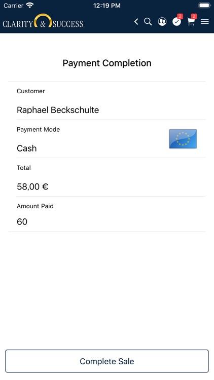 BERLIN mobile POS screenshot-4