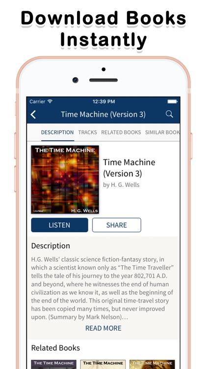 50000 Books & Audiobooks screenshot-3