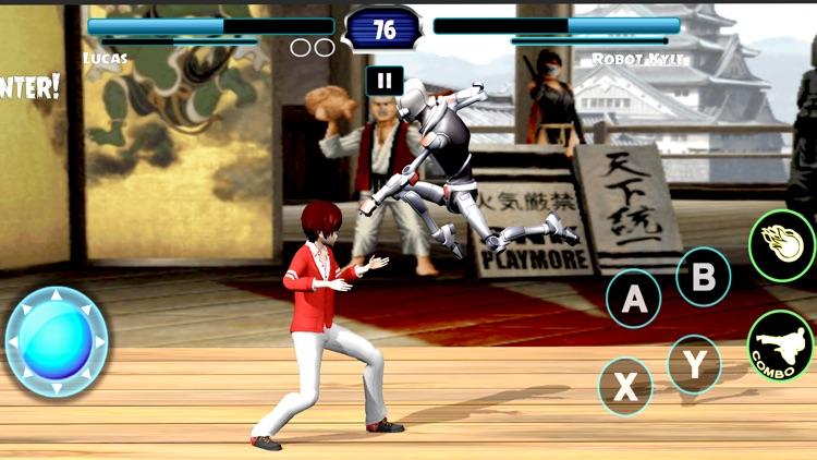 Big Fighting Game screenshot-4