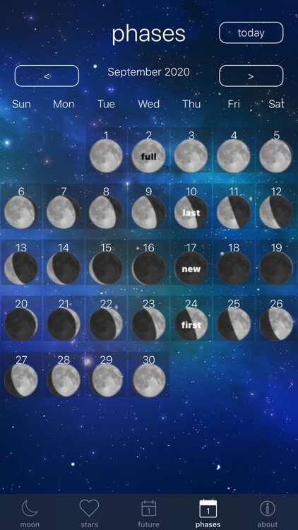 Full Moon Phase screenshot-2